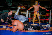 CMLL Sabados De Coliseo (September 14, 2019) 3