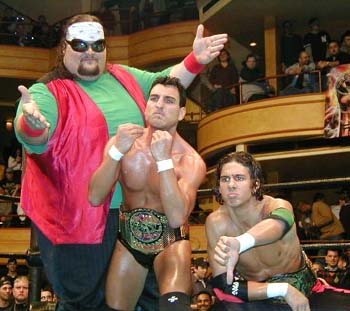 Full Blooded Italians