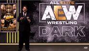 October 8, 2019 AEW Dark 1