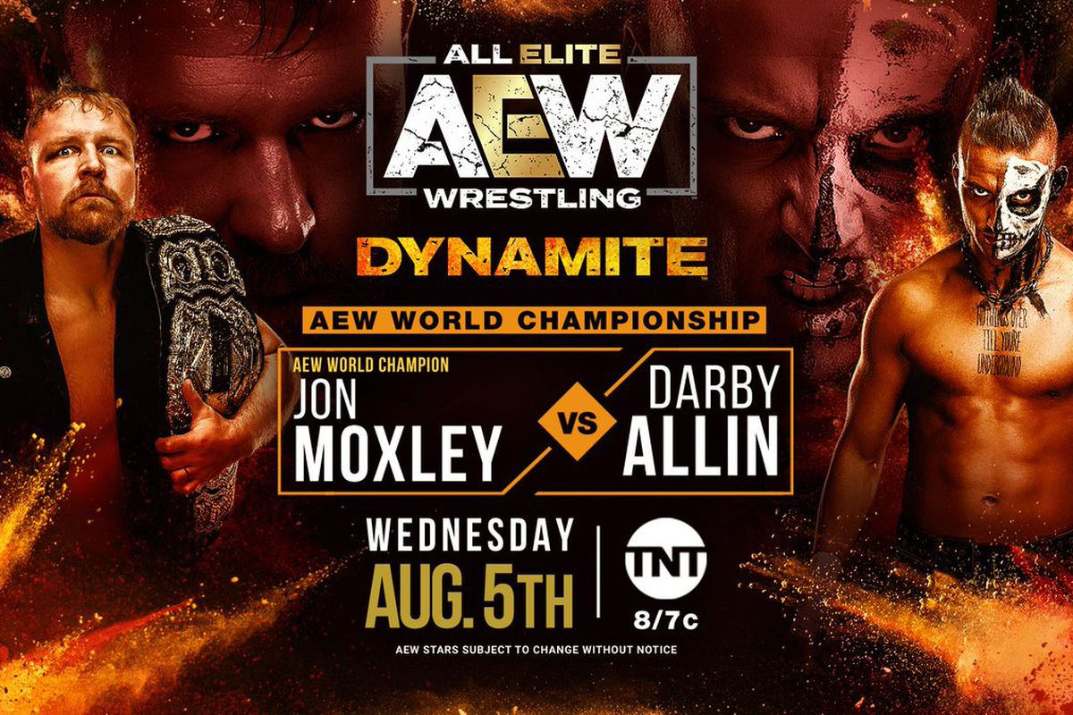 August 5, 2020 AEW Dynamite results
