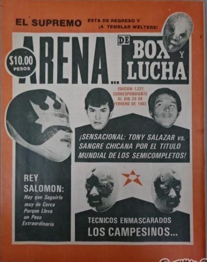 Box y Lucha 1227