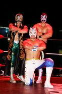 CMLL Domingos Arena Mexico 7-14-19 5