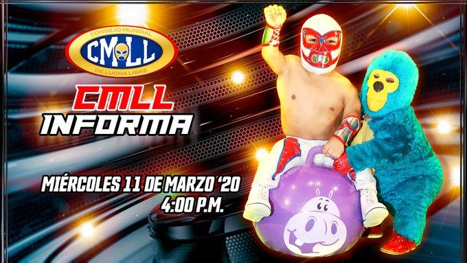 CMLL Informa (March 11, 2020)