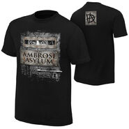 Dean Ambrose Ambrose Asylum Authentic T-Shirt