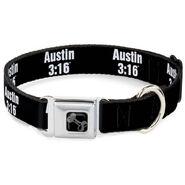 Stone Cold Steve Austin Austin 3 16 Dog Collar