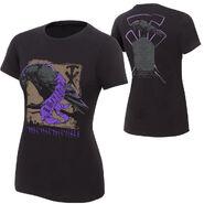 The Undertaker Tombstone T-Shirt WOMEN
