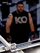 2017 WWE (Topps) Then, Now, Forever Kevin Owens 151