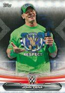 2019 WWE Raw Wrestling Cards (Topps) John Cena 37