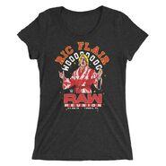 Ric Flair RAW Reunion Women's Tri-Blend T-Shirt