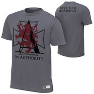 The Authority Symbol Of Power T-Shirt