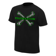 WrestleMania 34 D-Generation X Two Words New Orleans T-Shirt