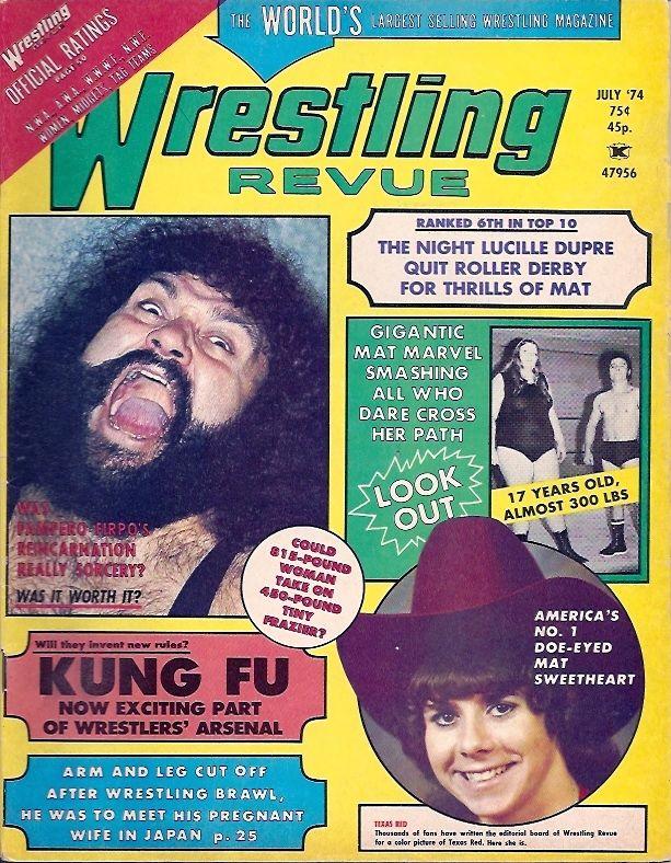 Wrestling Revue - July 1974