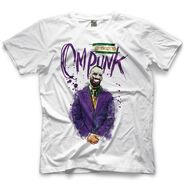 CM Punk The Harlequin Of Hate T-Shirt