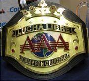 AAA World Cruiserweight Championship