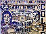 CMLL Sabados De Coliseo (March 7, 2020)