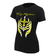 Rey Mysterio Greatest Mask of All Time Women's Authentic T-Shirt