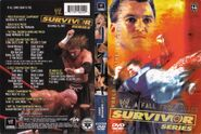 Survivor Series 2003 DVD