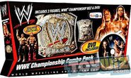 WWE Exclusive Wrestling Championship Combo Pack
