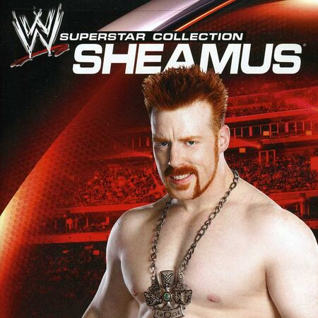 WWE Superstar Collection - Sheamus DVD cover.jpg