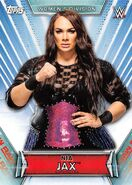2019 WWE Women's Division (Topps) Nia Jax 10