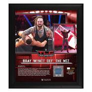 Bray Wyatt TLC 2019 15x17 Limited Edition Plaque