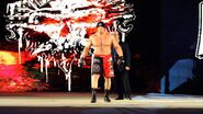 WrestleMania 29 Brock Lesnar entrance 2