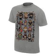 WrestleMania 34 Voodoo Dolls T-Shirt