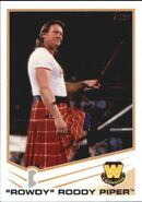 2013 WWE (Topps) Roddy Piper 104