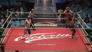 CMLL Lunes Arena Puebla (August 1, 2016) 3