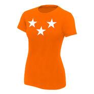 Macho Man Stars Women's Authentic T-Shirt