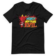 NXT New Year's Evil Logo T-Shirt