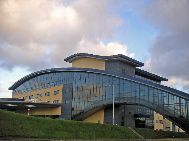 Aberdeen Exhibition and Conference Centre