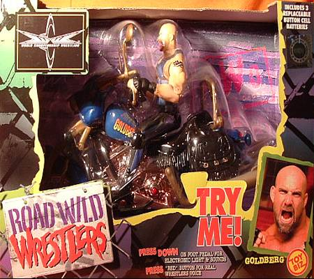 WCW Road Wild Wrestlers 1