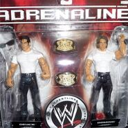 WWE Adrenaline Series 27 Deuce & Domino
