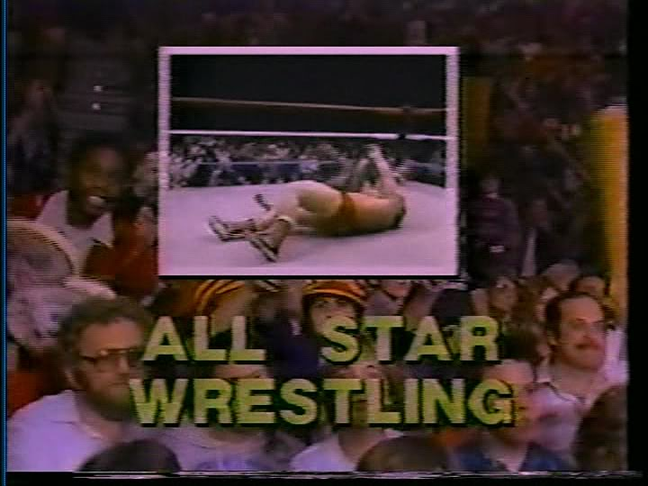 April 12, 1986 WWF All-Star Wrestling results