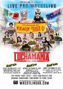 Wrestling GO Luchamania Tour 2017