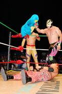 CMLL Domingos Arena Mexico (April 22, 2018) 11