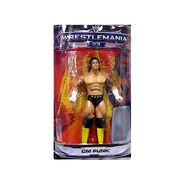 CM Punk Wrestlemania 23 Toy