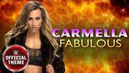 Carmella - Fabulous (Entrance Theme)