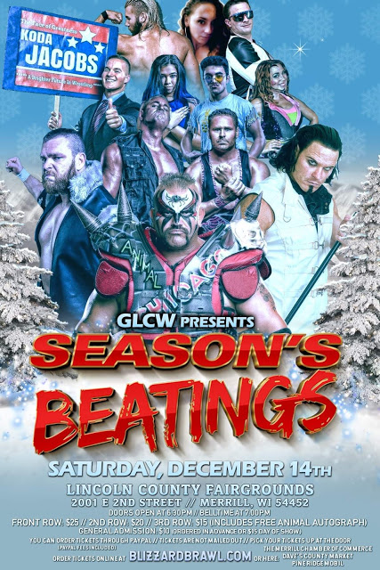 GLCW Season's Beatings