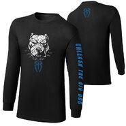Roman Reigns Unleash The Big Dog Long Sleeve T-Shirt