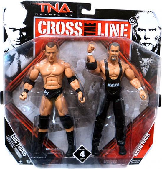 TNA Cross the Line 4