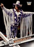 2017 WWE (Topps) Then, Now, Forever Macho Man Randy Savage 190