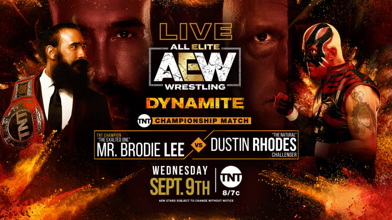 September 9, 2020 AEW Dynamite results