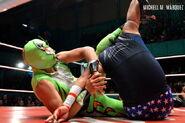 CMLL Lunes Arena Puebla 11-21-16 1