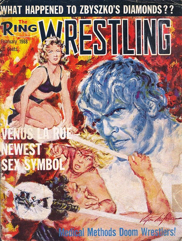The Ring Wrestling - February 1968