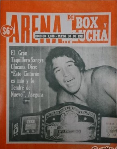 Box y Lucha 1188