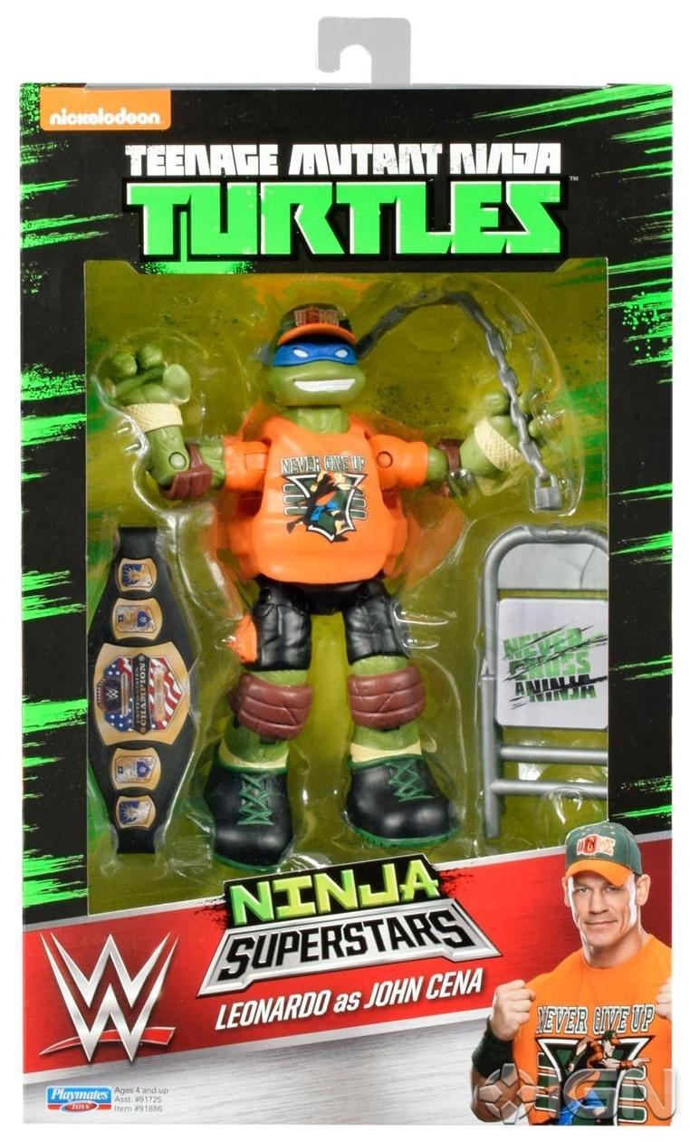 TMNT Ninja Superstars