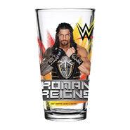 Roman Reigns 2018 Toon Tumbler Pint Glass