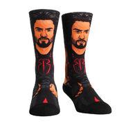 Roman Reigns Rock 'Em Socks